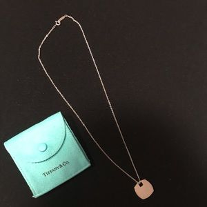Tiffany & Co Sterling Silver Necklace
